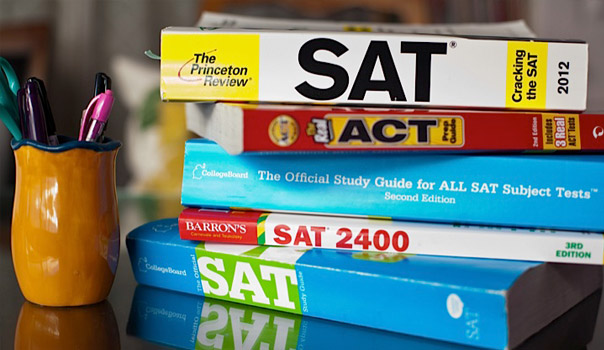 Which is easier, the ACT or the SAT?