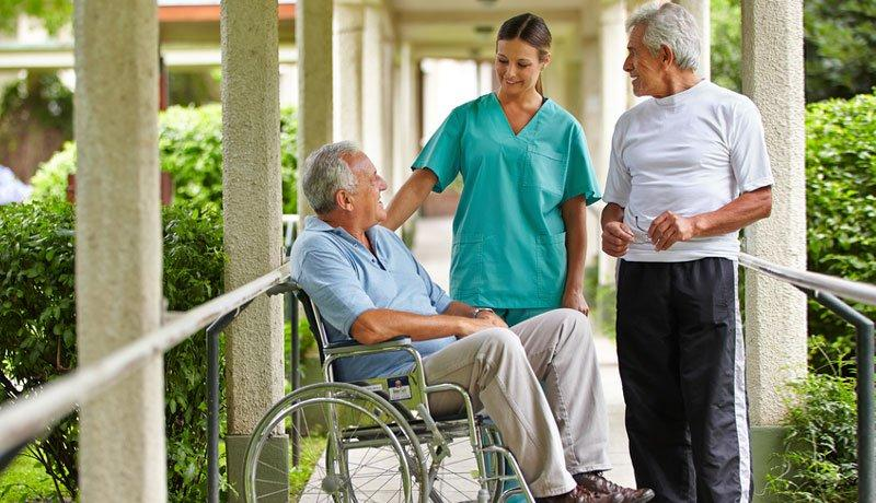 What can be identified as nursing home negligence?